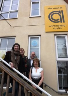 Printmaking studio for all - Local - Hastings and St. Leonards Observer