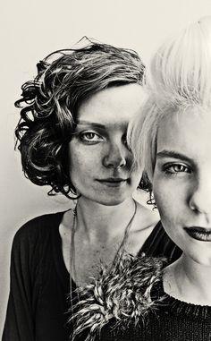 Duncan Sisters by Jack Davison. S)