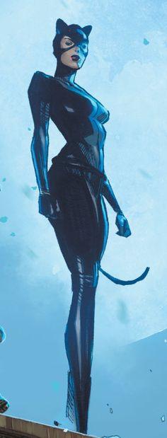 Batman And Catwoman, Batman Comic Art, Joker, Dc Comics Women, Marvel Dc Comics, Catwoman Drawing, Selena Kyle, Catwoman Selina Kyle, Comic Styles