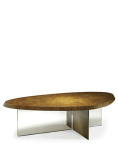 Bodega Cocktail Table (#T3015) by Therien | Coffee Tables | Dessin Fournir Companies