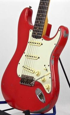 Look at these fender telecaster guitars. Fender Bass Guitar, Fender Electric Guitar, Cool Electric Guitars, Telecaster Guitar, Fender Guitars, Fender Vintage, Vintage Guitars, Music Guitar, Cool Guitar