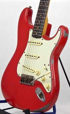 Fender Stratocaster 1964 Dakota Red