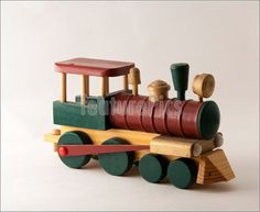 plans for wooden toy trains