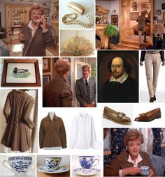 "Mrs. Fletcher's Closet - blog featuring fashion inspiration from ""Murder She Wrote"""