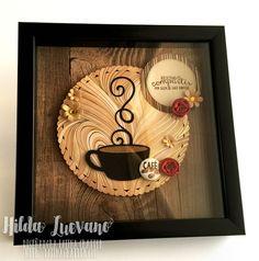 Hilda Designs: Shadow Box Café