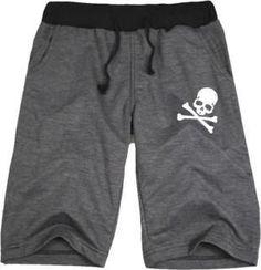 One Piece Summer Skull Shorts