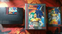 KING-OF-THE-MONSTERS-2-NEO-GEO-AES-NEOGEO-ENV-O-24-48H-CAJA-BOXED
