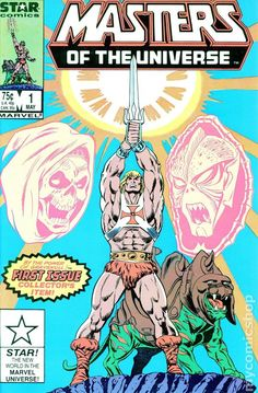 Masters of the Universe #1