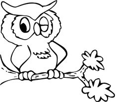 creating custom cute cartoon owl coloring pages creative