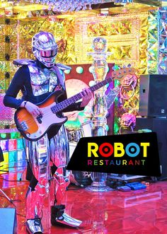 Only in Japan: The Fun & Crazy Show of Robot Restaurant in Tokyo
