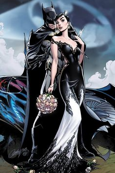 Batman #50 - J Scott Campbell Connecting