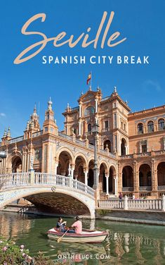 What to see and do on a city break to Seville, Spain – exploring the architecture of this beautiful Spanish city and why winter is the best time to visit. #Seville #Spain