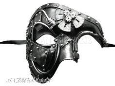 Your Masquerade Event Begins Here. Raider Game, Ceramic Mask, Airsoft Mask, Half Face Mask, Neo Victorian, Face Men, Punk Art, Mask Party, Dieselpunk