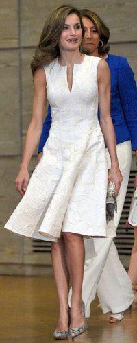 17 Jul 2017 - Queen Letizia attends National Fashion Awards