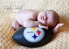 love the steelers baby