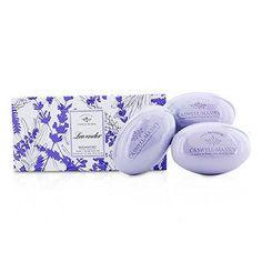 Lavendar Bar Soap Set - 3x150g-5.2oz