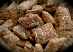 "Vegan ""muddy Buddies""  Perfect for little ones with a Dairy Allergy :)"