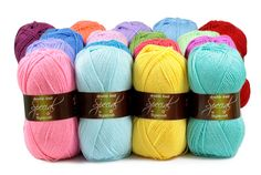 Fantastic Stylecraft Special DK Colour Pack | Deramores. Acrylic yarn, but love the range of colours.