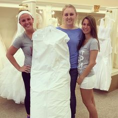 Congrats to Courtney!  We're so excited to see you on your big day--you are stunning! #columbusbride #elegantbride #weddingdress