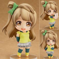 AmiAmi [Character & Hobby Shop] | Nendoroid - Love Live!: Kotori Minami Training Outfit Ver.(Released)