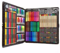 Art Set Case Kit 258 Piece Including Watercolour Pencils, Oil Pastels and Paints  http://www.ebay.co.uk/itm/Art-Set-Case-Kit-258-Piece-Including-Watercolour-Pencils-Oil-Pastels-and-Paints-/252678386799?hash=item3ad4ce346f:g:FwEAAOSwnHZYTg60   Get This  Bargains That you can Get ! Visit  Us  Now For the best  deals