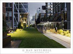 High Line Park.  envy you new yorker!