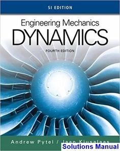 Instant download quantum mechanics 1st edition solutions solution solution manual for engineering mechanics dynamics si edition edition by pytel and kiusalaas shop solutions manual and test bank fandeluxe Gallery