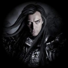"""""""Few ever changed [Fëanor's] courses by counsel, none by force. He became of all the Noldor, then or after, the most subtle in mind and the most skilled in hand."""" ~ The Silmarillion, Of Fëanor and the Unchaining of Melkor. (Artwork: Fëanor Curufinwë by koyak)"""