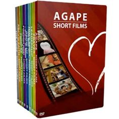 96 Short Films DVD Library- includes Jamie the Baptist, The Amazing Race, Super Burger, Upper Room, Tunnel Ear Syndrome, Baby Bottle Pops, etc. $159.00
