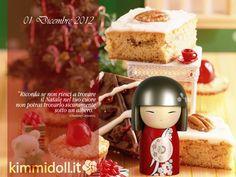 Inizia il calendario dell'Avvento di Kimmidoll! Segui l'iniziativa su facebook.com/kimmidoll.it  #Kimmidoll #Christmas