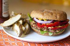 BBQ Vegan Burgers! http://www.yummly.com/blog/2013/06/the-best-of-vegan-and-vegetarian-burgers/