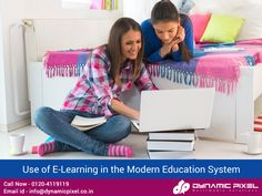 The education system is changing rapidly. Every year there is something new introduced to help the children learn better and get good education.  Read Here, Use of E-Learning in the modern #Education system - goo.gl/o69ib5