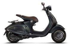 giorgio armani collaborates with piaggio on the vespa 946 emporio armani
