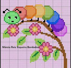 Easy Cross Stitch Patterns, Cat Cross Stitches, Cross Stitch For Kids, Simple Cross Stitch, Cross Stitch Baby, Cross Stitch Animals, Cross Stitch Charts, Cross Stitching, Embroidery Stitches