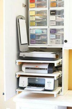 Organizar cachivaches