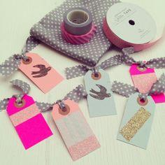 Christmas gift tags The Homemakery
