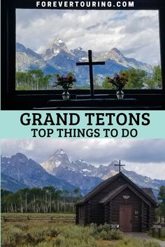 National Park Camping, National Parks Usa, Grand Teton National Park, Hiking Guide, Beautiful Scenery, Prehistoric, Wyoming, Travel Ideas, State Parks