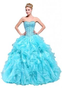 MerMaid Womens Evening Dress Color Turquoise Blue Size 2 -- Check out the image by visiting the link.