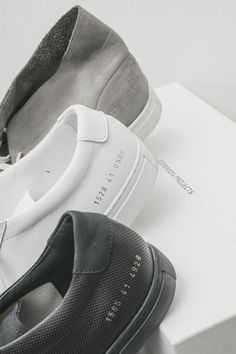 aestheticbullshit: COMMON PROJECTS.