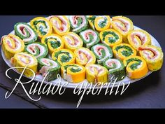 Amazing Food Decoration, Sushi, Good Food, Appetizers, Food And Drink, Cooking Recipes, Snacks, Breakfast, Healthy