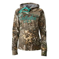 Cabela's Women's Opening Day Camo Hoodie | Cabela's Canada