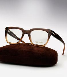 Square Frame Eyeglasses - Tom Ford