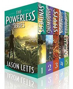 The Powerless Series: Complete 5-Book Set by Jason Letts http://www.amazon.com/dp/B00T6TC9QY/ref=cm_sw_r_pi_dp_9cKWvb0KZ2YX4