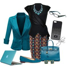 """Chief Clerk and General Office Supervisor-University of Amsterdam"" by dgia on Polyvore"