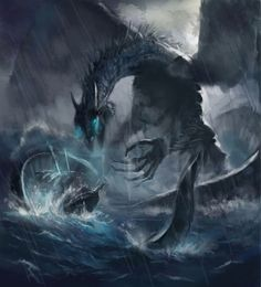 16a73f15d0b976bf3a2a33c9f5170886--water-dragon-blue-dragon.jpg (236×260)