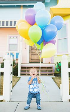 Toddler Birthday Dude Tee - must-have for your little's first birthday!