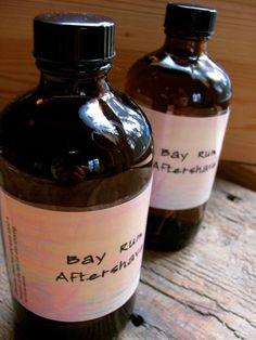 Homemade aftershave makes a great gift for the man in your life. This aftershave recipe is simple, cheap, and fun to make.