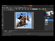 Creating 3D Photo Frames in PaintShop Pro X5