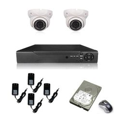 DVR and camera system