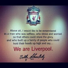 Quote from Bill Shankly